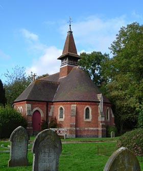 Holy Trinity Church Forest Green